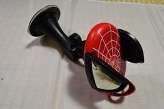 スパイダーマン風★iPhone スマホ i-Pod 吸盤式マルチホルダー 3