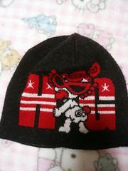 ヒスミニ★ニット帽