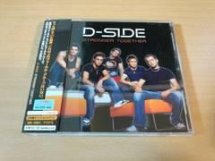 D-SIDE CD「STRONGER TOGETHER」ディーサイド アイルランド●