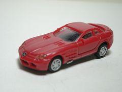 ジョージア メルセデス・ベンツ 1/100スケール ミニチュアカーコレクション SLR Mclaren