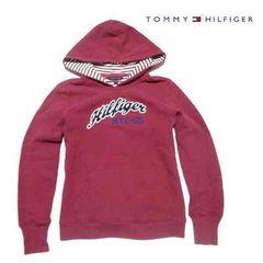 TOMMY HILFIGER トミーヒルフィガー パーカー C64
