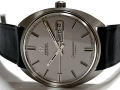 極希少 オメガ 正規 OMEGA【シーマスター】60年代 自動巻 腕時計