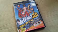 PS2☆NBAストリート2ダンク天国☆状態良い♪ストリートバスケゲーム。