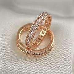 特A品 2.0ct ★送料無料★ ダイアモンド ピンクリング 婚約指輪
