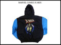 新 Marvel Comics X-Men コミック ジャケット XL
