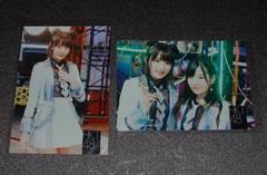 HKT48 バグっていいじゃん 初回盤特典生写真2枚 宮脇咲良