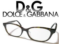 良品 1スタ★ドルガバ/D&G【GOLD D&Gロゴ】美しいメガネ