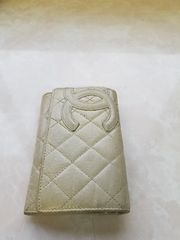 正規CHANEL中財布 綺麗目 売り切ります。