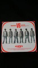 V6 シングル サンダーバード Your Voice 初回限定盤 DVD 即決