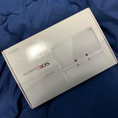 新品 ニンテンドー3DS アイスホワイト