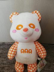 AAA  え〜パンダ  * ギンガムチェックぬいぐるみ