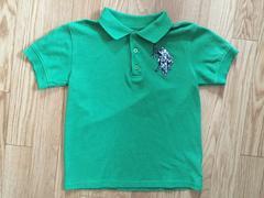 USPOLOASSAポロラルフローレン好きに半袖レディースポロシャツTシャツ