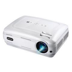 【人気品薄】プロジェクター 3200lm 1080P 1920x1080最大解像度