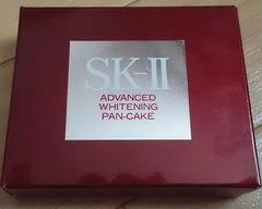 定価9720円新品SK-2アドバンストホワイトニングパンケーキP-21未使用品