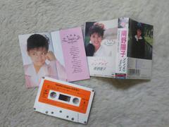 カセットテープ 南野陽子 ナンノ シングルズ '88/3