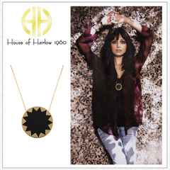 HOUSE OF HARLOW 1960 ニコールリッチー ネックレス