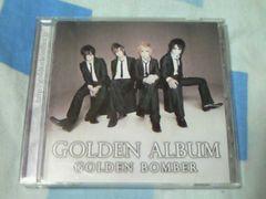 CD ゴールデンボンバー ゴールデン・アルバム 通常盤