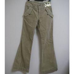 ラグジュアリージーンズ 新品 セミバギー パンツ W61
