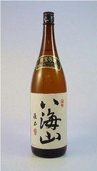 八海山純米吟醸 1.8L