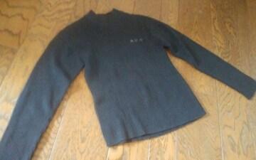 130 a.v.v 黒 ニット セーター