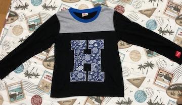 Hanes長袖Tシャツ130センチ