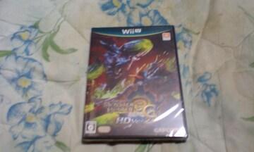 【新品Wii U】モンスターハンター3G HDver