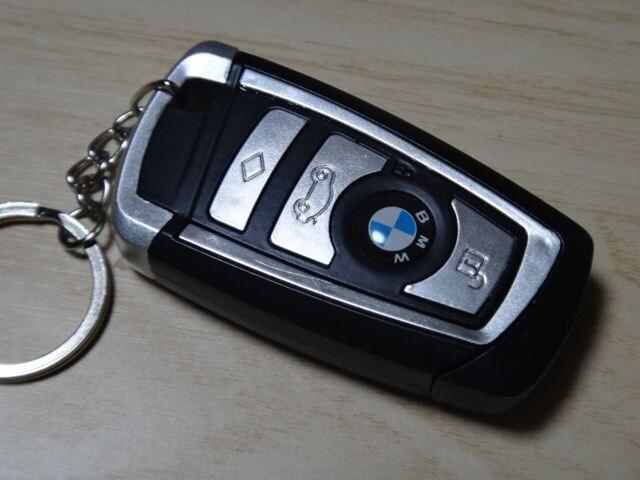 リモコンキー型 ターボライター スマートキー型 BMW柄−2  < ブランドの