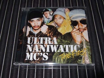 ULTRA NANIWATIC MC'S『FIRST』(餓鬼レンジャー,SHINGO☆西成)