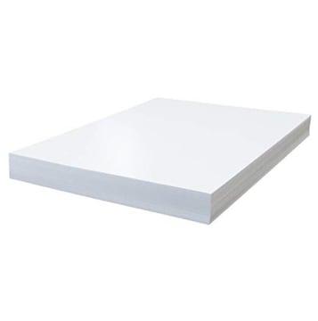 サイズA3(少し大きめ:325×425mm) 白いボール紙(裏グレー)