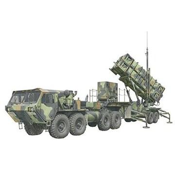 1/35 パトリオット SAM PAC-1 発射機&トラクター
