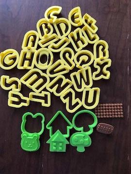クッキー型 まとめ売り 未使用 製菓道具