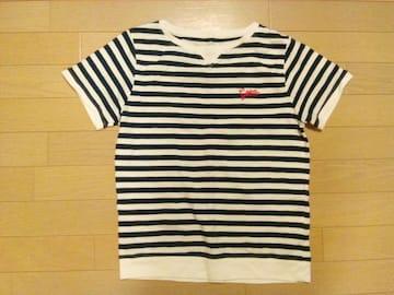 coen♪レディースTシャツ(M)☆used美品