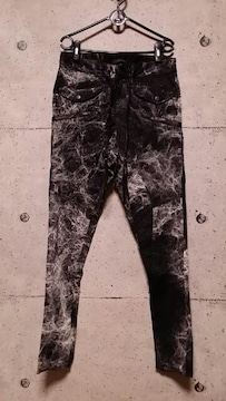 新品MRIIケムリ COTTONSPANDEX ENGINEER DROP TWILL PANTS 2
