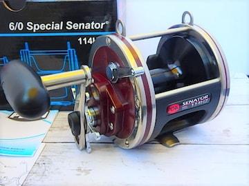 世界のpennペン大人気 6/0 special senator 114H2新品 クエ/石鯛