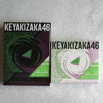 欅坂46 ベストアルバム 永遠より長い一瞬 タイプA B  初回限定盤