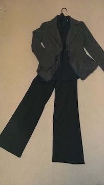 SISLEY   中古美品パンツスーツ