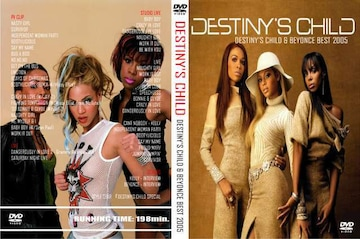 DESTINY'S CHILD 2005 SPECIAL BEYONCE CLIP ビヨンセ