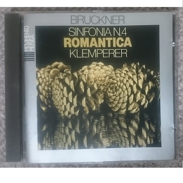 KF  ブルックナー 交響曲第4番 ロマンテック クレンペラー