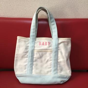 送料無料★ katie BABYキャンバストートバッグ ケイティ
