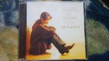 ZARD(ザード) Soffio di vento CD+DVD 2枚組ベスト