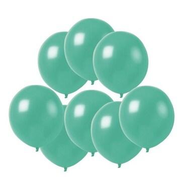 風船 10インチ バルーン 飾り付け グリーン