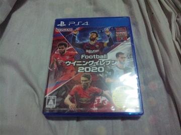【新品PS4】ワールドサッカーウイニングイレブン2020