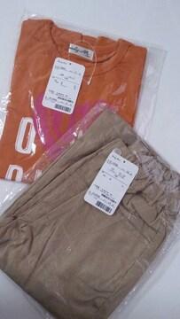 【新品】Mialy Mail 半袖Tシャツ&長ズボン140�p