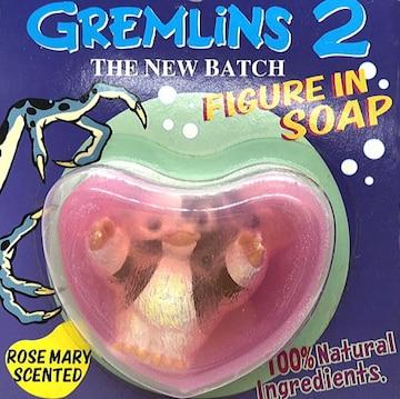 GREMLINS 2グレムリン フィギュア&SOAP
