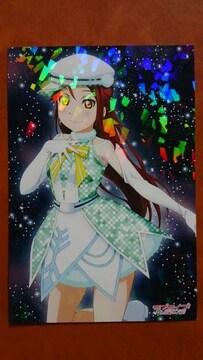 �B ラブライブ!サンシャイン!! 桜内梨子 ポストカード 一番くじ 購入特典