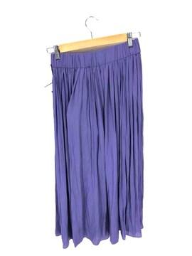 Tiara(ティアラ)ヴィンテージサテンスカートプリーツスカート