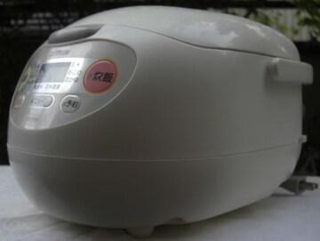 象印おいしく炊けるマイコン炊飯 NS-SH10中古完動品