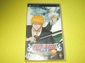 PSP★ブリーチ ヒート・ザ・ソウル3