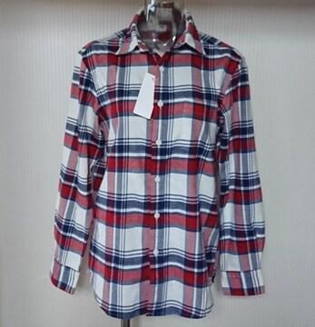ユニクロ★フランネル チェックシャツ