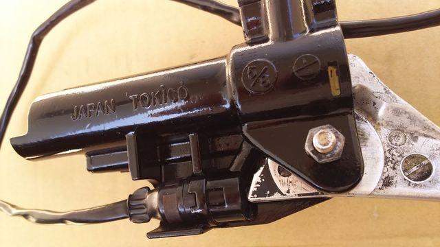 Z400FXカワサキ純正ダブル用マスター極上Z550FXゼファーGS400CBX400ニッシンZ2Z1 < 自動車/バイク